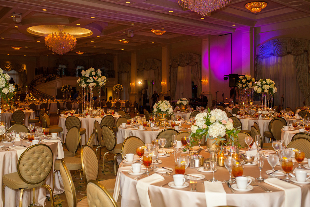 Receptions at Prestonwood Country Club