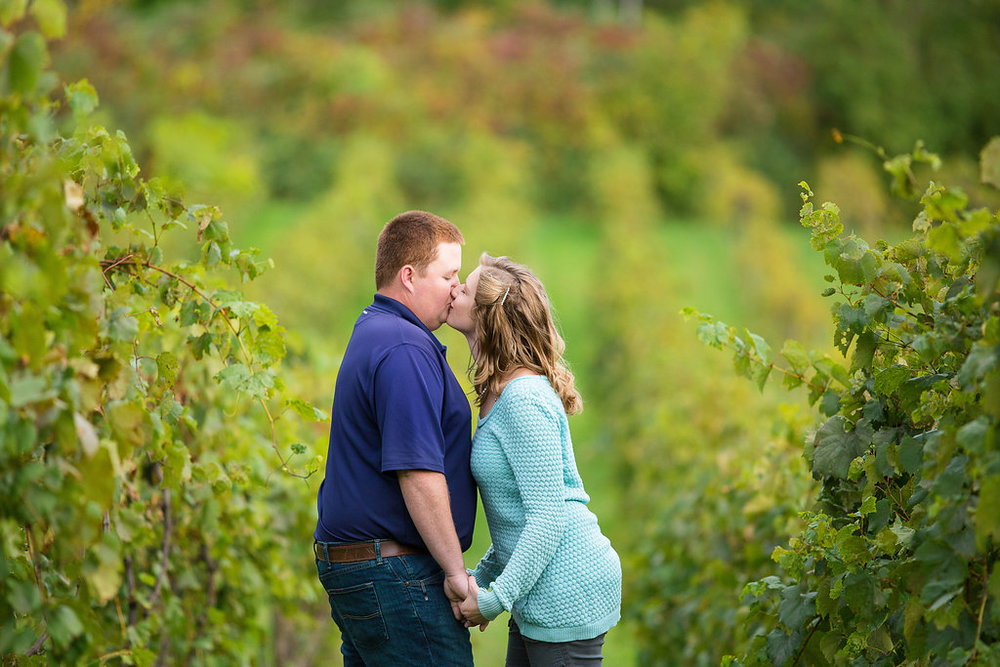 Cottage Winery and Vineyard Weddings