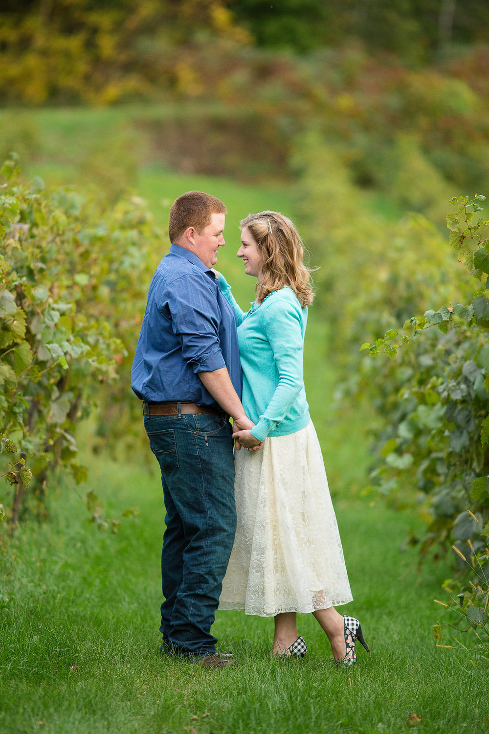 Winery Engagement Sessions