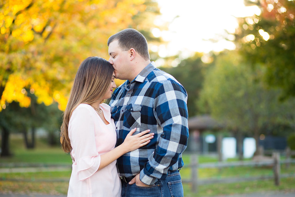 Wisconsin Park Engagement Sessions