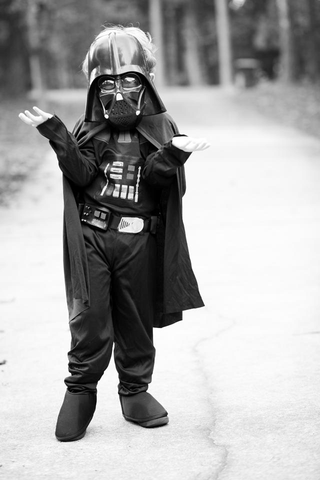 Darth Vader Halloween
