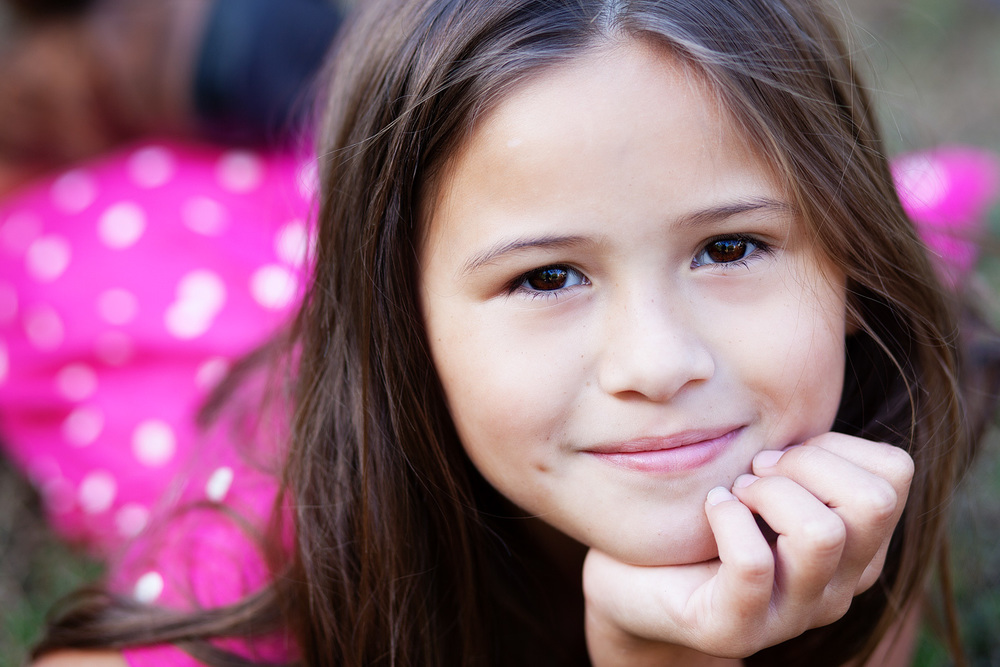 photography portrait of young girl in covington ga