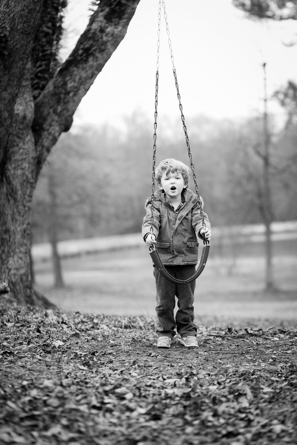 covington ga photographer oxford backyard swinging portrait