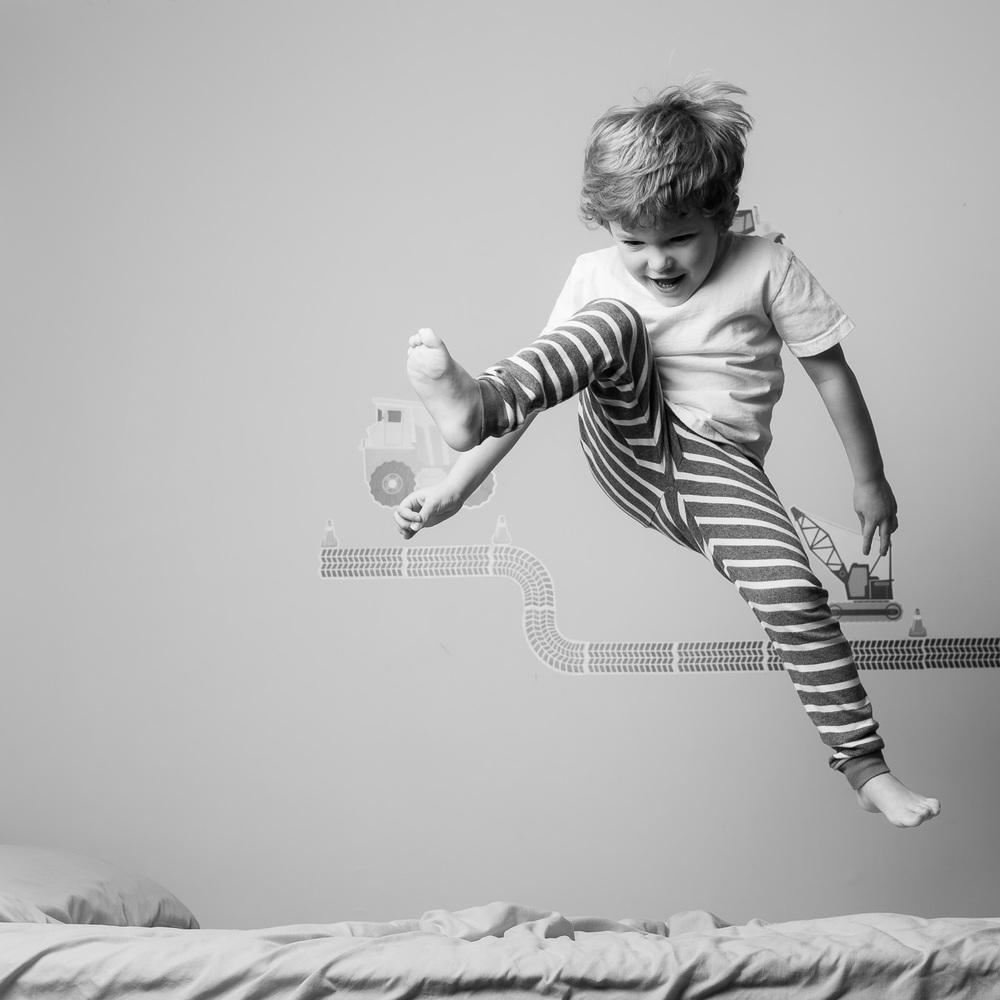 decatur kids photography boy action shot