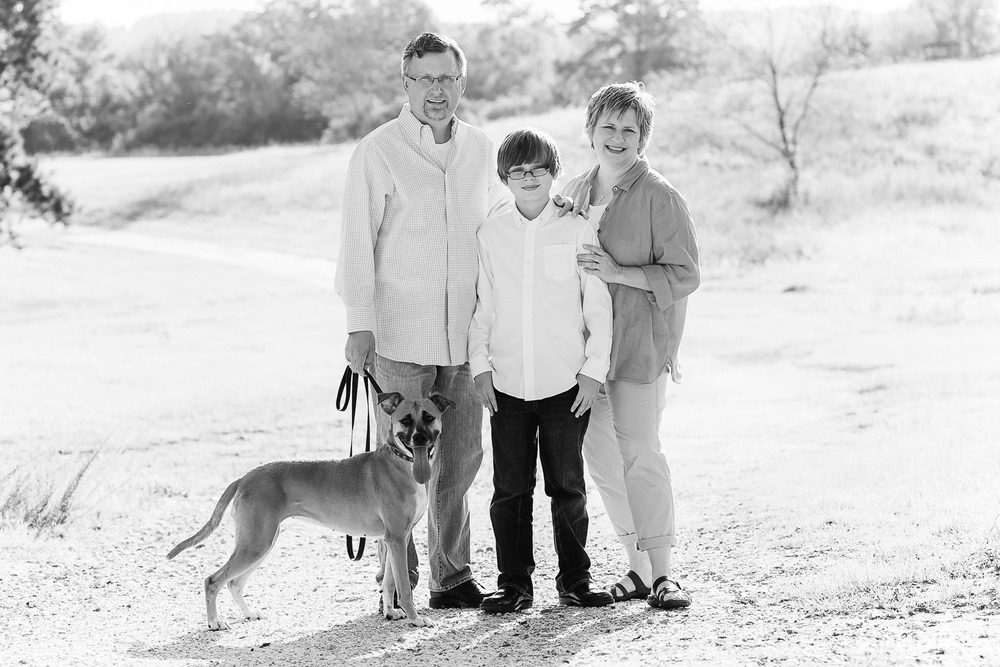 covington ga photographer family portrait at horsepark