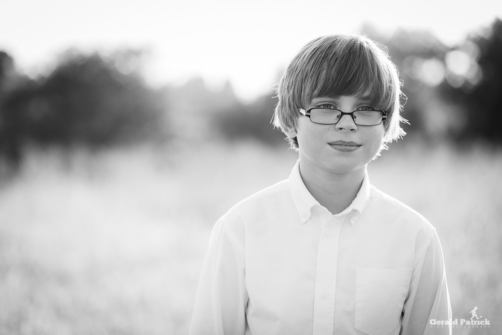 atlanta kids photographer black and white portrait