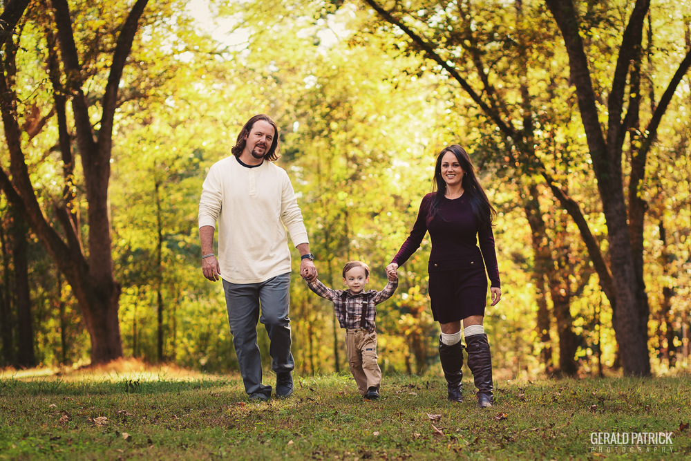 covington ga photographer fall family portrait