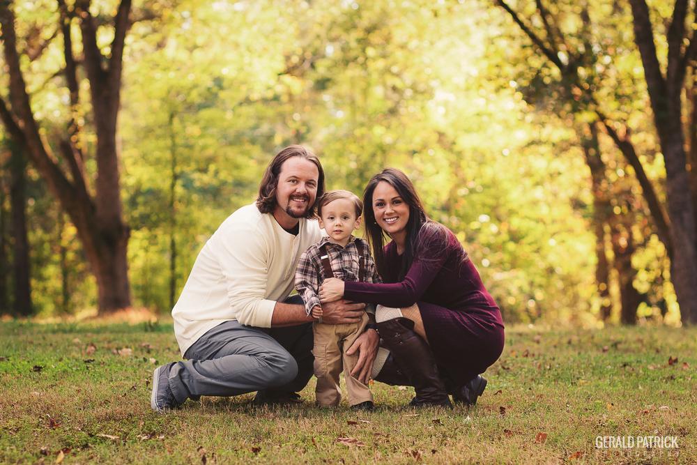 covington ga photographer outdoor family portrait