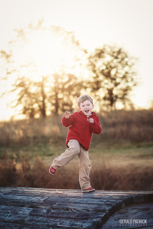 covington ga photographer boy laughing