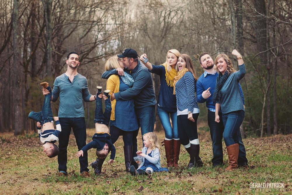 family photography session in covington georgia