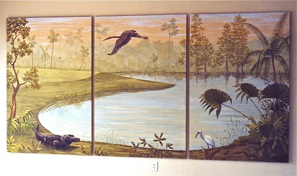 Florida Triptych