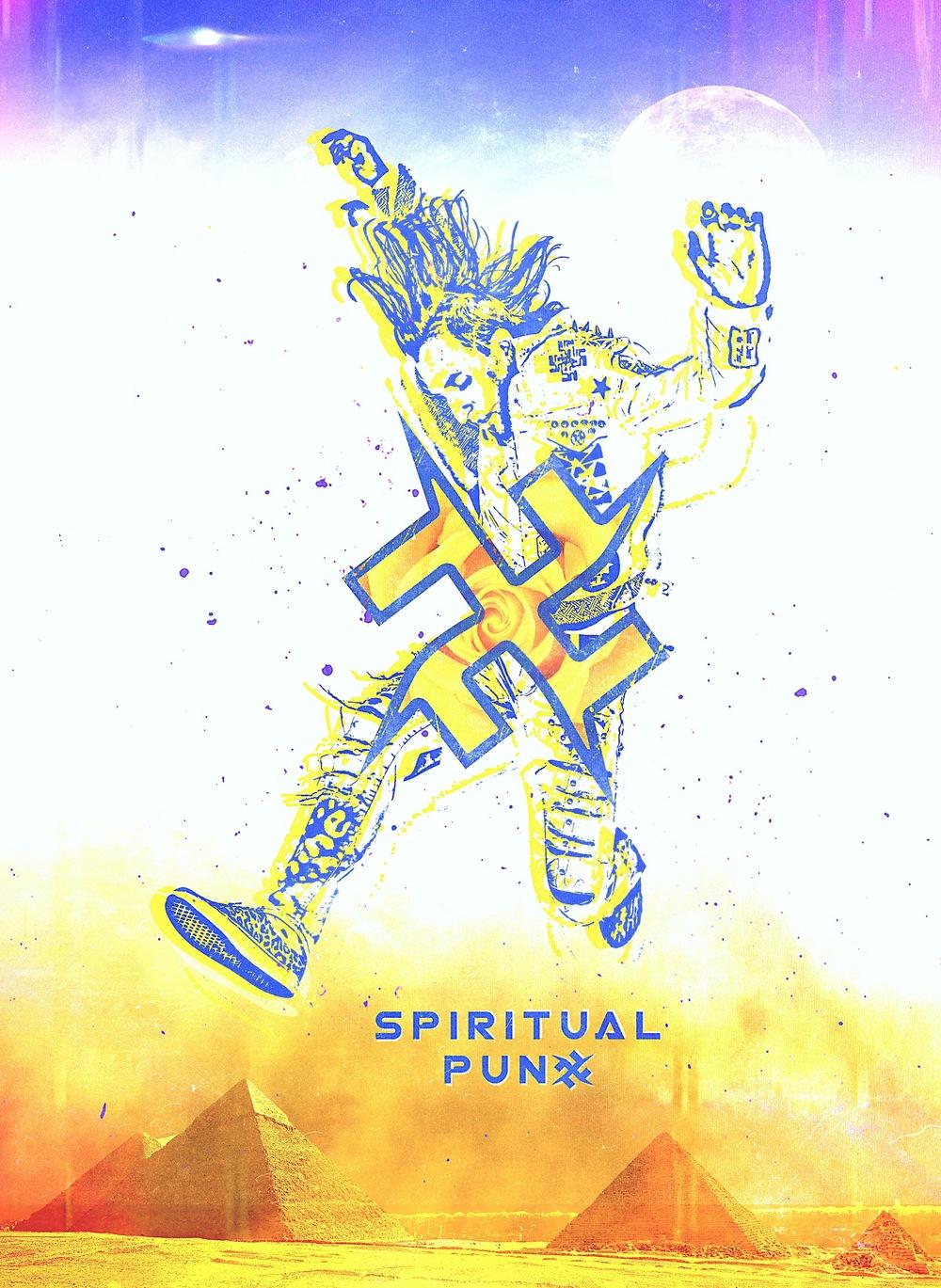 Spiritual Punx - Jump