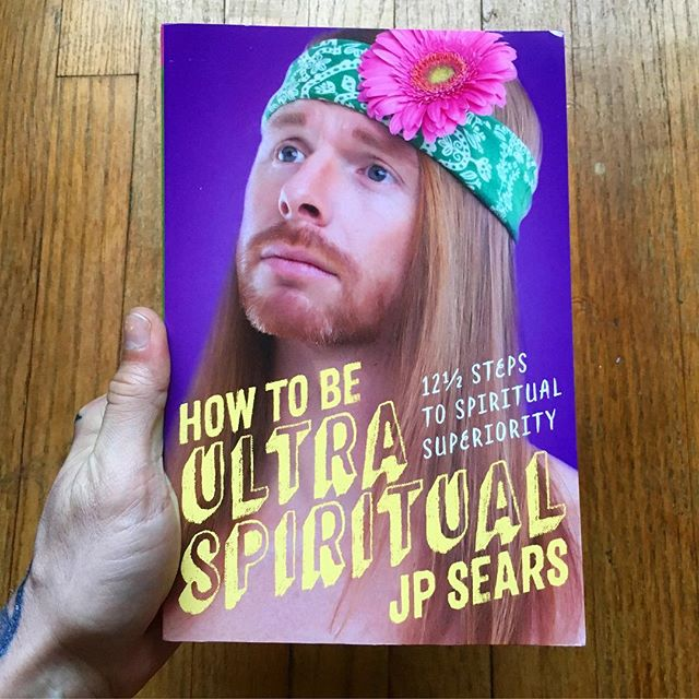 Feeling Ultra Spiritual as hell! @awakenwithjp  #UltraSpiritual #CompetitiveSpirituality