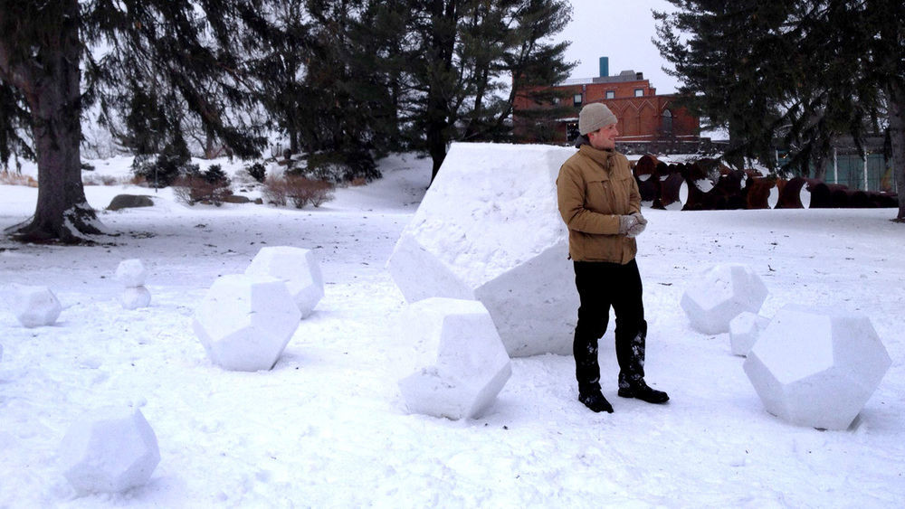 Snowdecahedrons