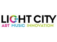 Light City Baltimore - Blue Hour : Light City