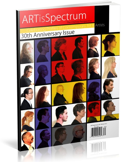 Art is Spectrum Mag. Anniversary Issue