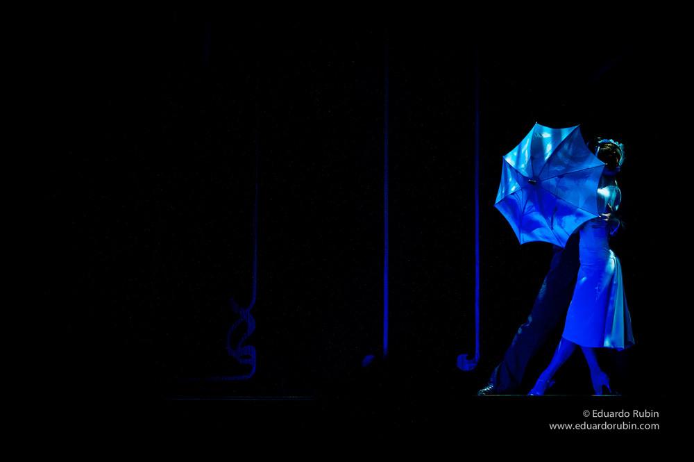Hidden Blue Tango