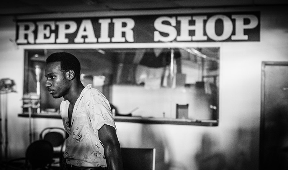 Leon Bridges, photo by: Rambo