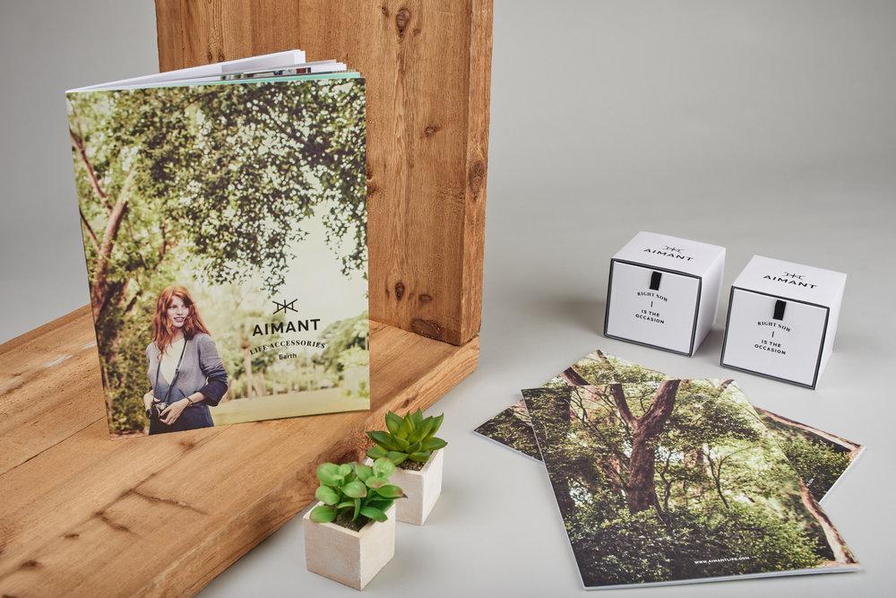 Lookbook and Packaging