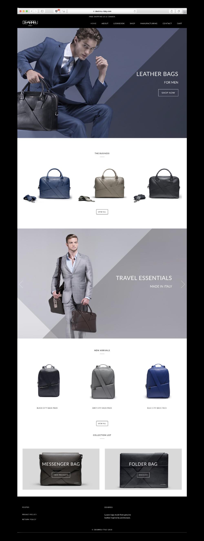 DeAbreu Website | Home