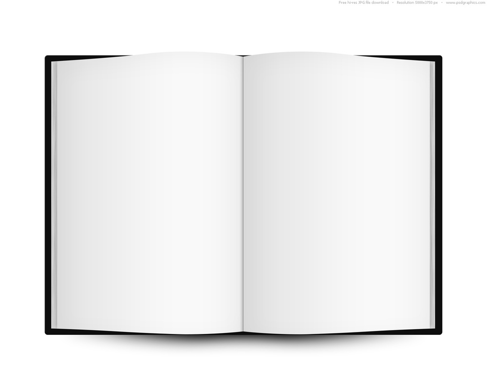 Blank white pages. One of the scariest things known to humankind.
