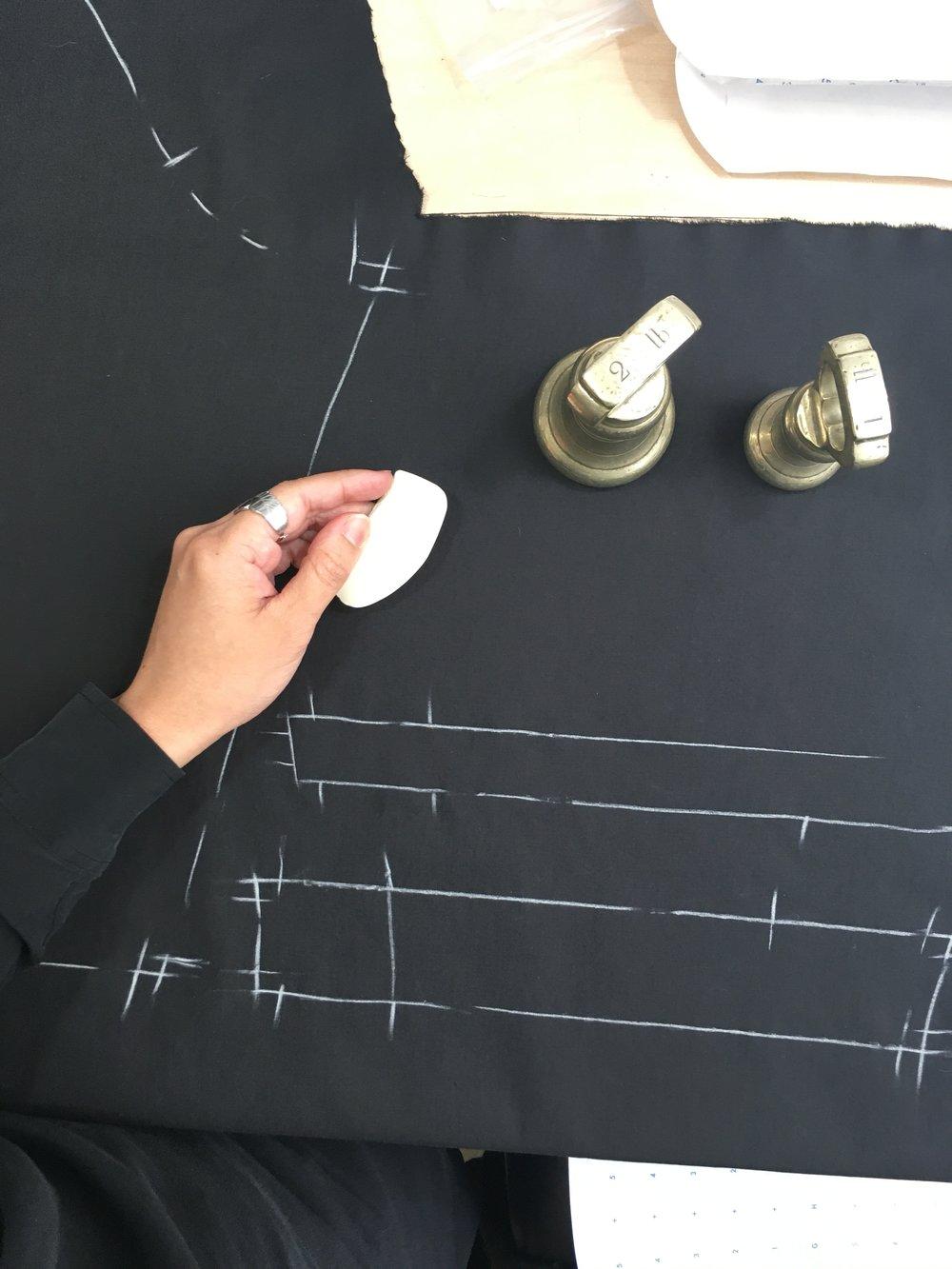 #Patternmaking #design #designer #technicaldesign #muslin #nicolemelendez