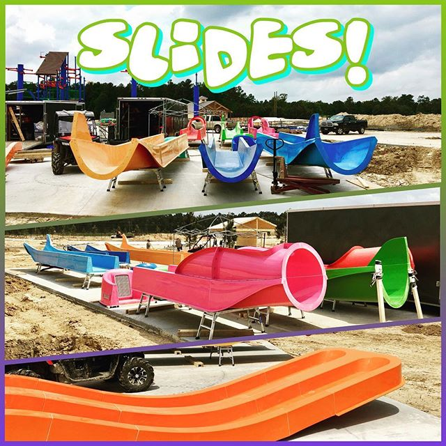 More slides! : : #BigRiversWaterpark #Waterpark #Texas #Waterslides #Houston