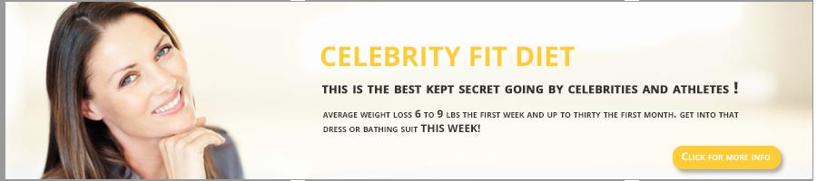 Celebrity Fit Diet