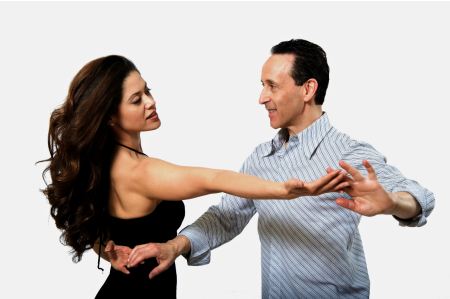 Get your dance on, even as a beginner with the 8pm Salsa Lesson!