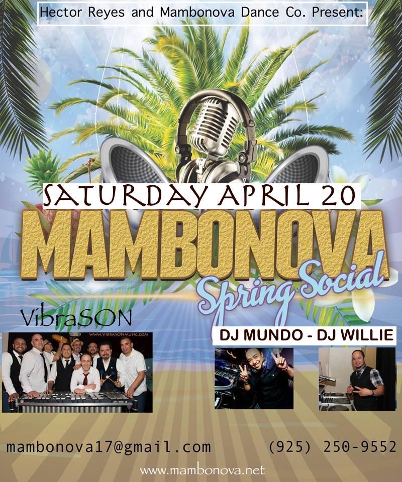 April 20 in San Jose, CA
