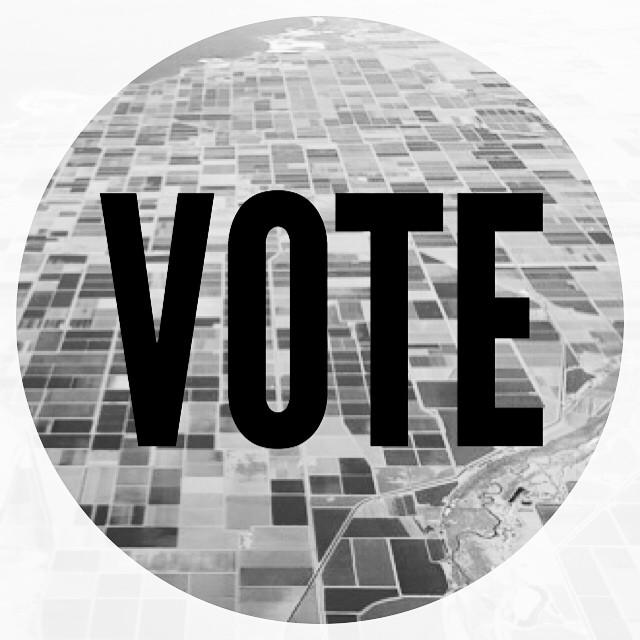 To improve upon the greatness of today and learn from the mistakes of yesterday. #vote