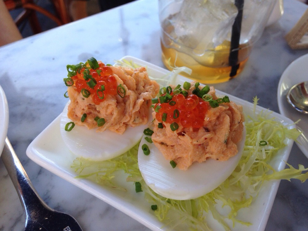 Egg Lafayette