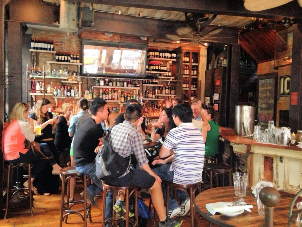 Bar at Preserve24