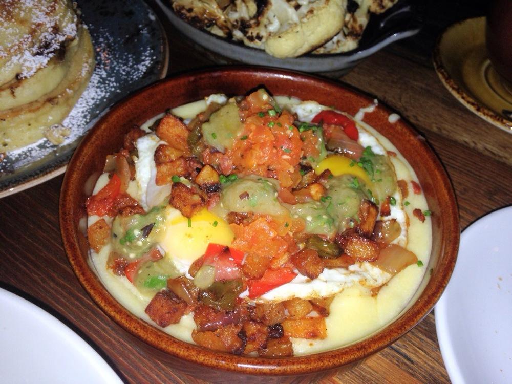 Chorizo Hash