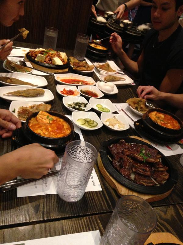 Kalbi and Spice Pork Bulgogi