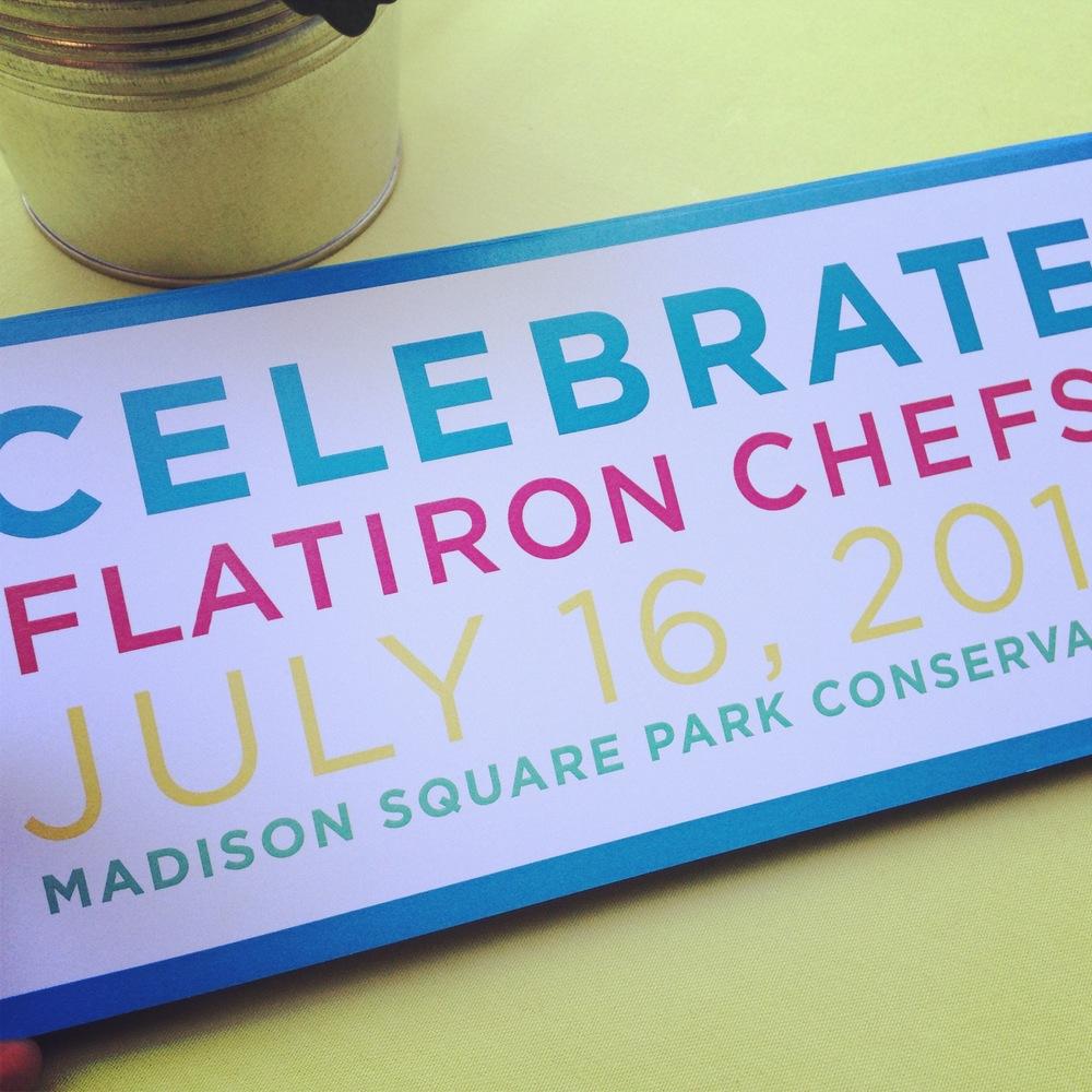 Celebrate Flatiron Chefs