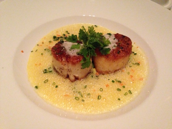 New England Sea Scallops