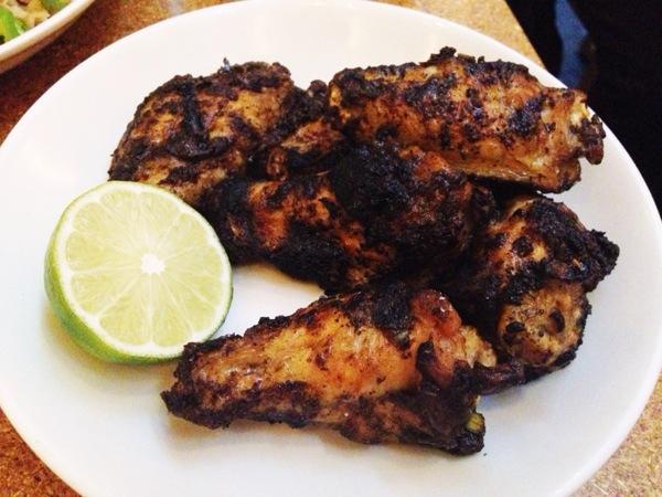 Jerk Chicken Wings
