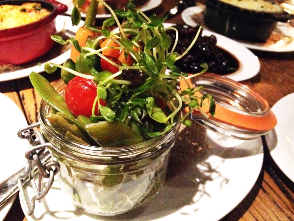 Salade de Legumes Croquants