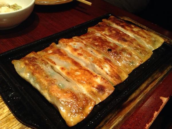 Tonton Famous Homemade Gyoza