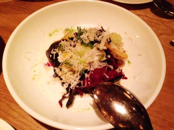 Rotisserie-Crisped Beets