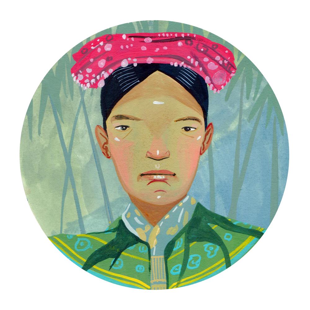 Empress Tzu-Hsi