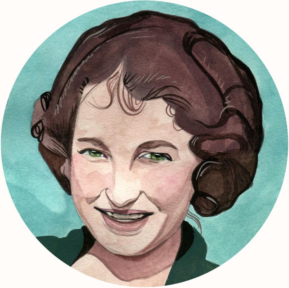 Miss Margaret Newburgh