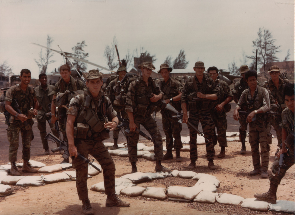 1st Cav LRP/Rangers , Quang Tri, Vietnam, 1968