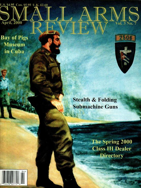 Small Arms Review, April 2000, 53-59