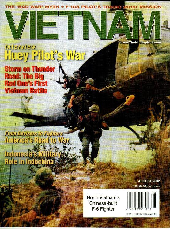 Vietnam Magazine, August 2002.