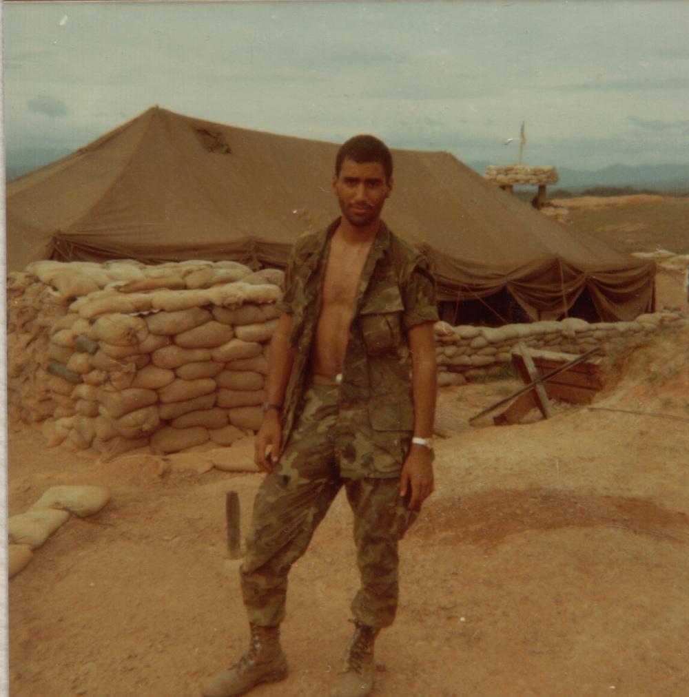 Sergeant Robert Ankony