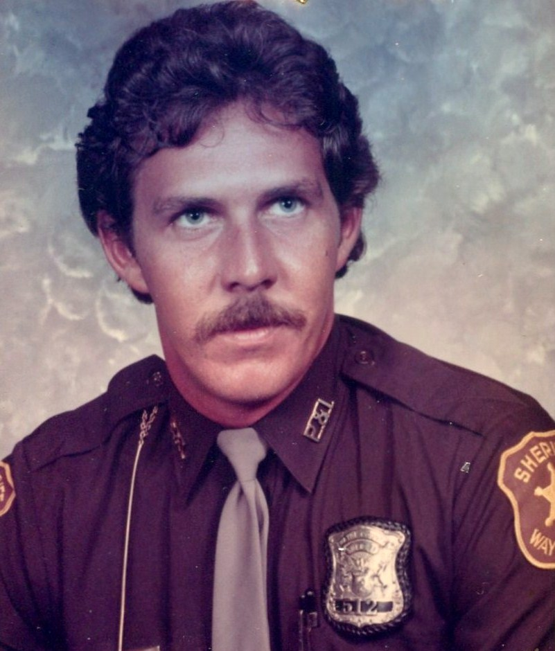 Patrolman Ed Reedy