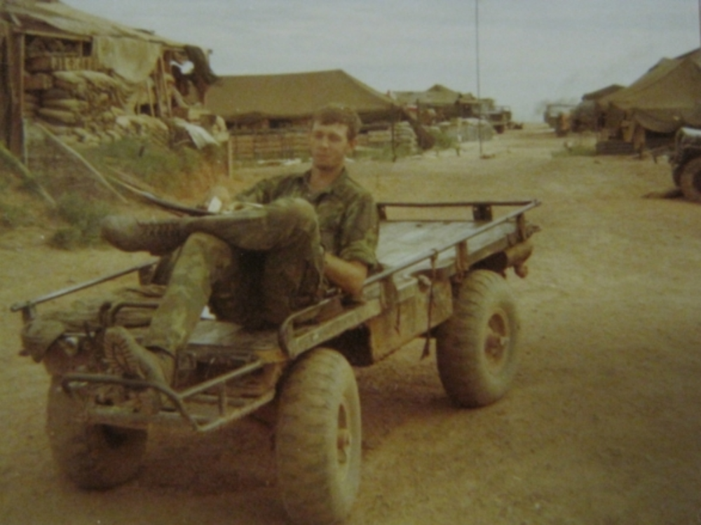 Cpl. Bruce Cain