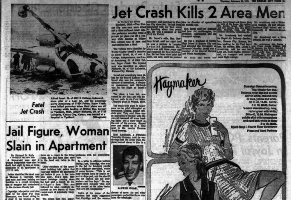Kansas City Times, February 22, 1973